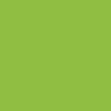 Strijkapplicatie flex apple green