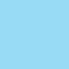 Strijkapplicatie flex pale blue